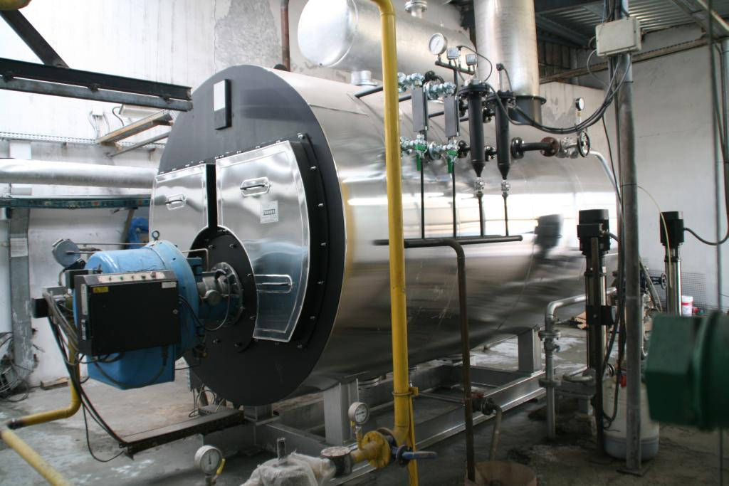 generadores de vapor para: